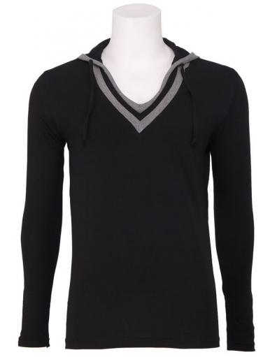 Zumo - Matteo - Shirts en tops - Zwart