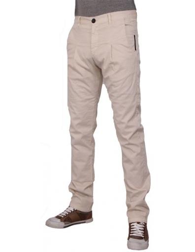 Zumo - Agostino - Pants Small Pleat -  - Ecru