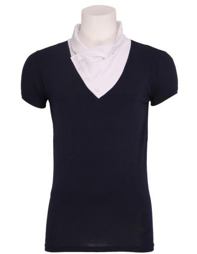 Zumo - Momo - T-shirts - Blauw