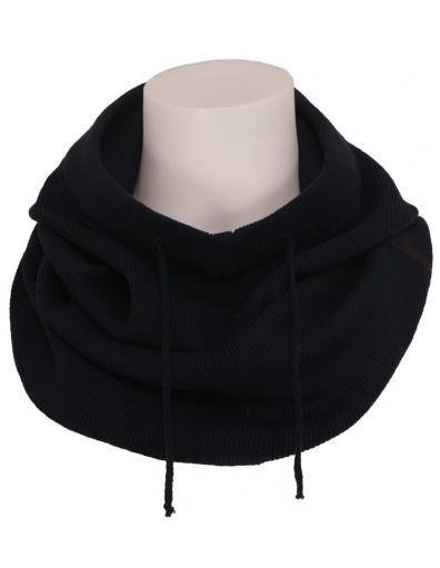 Zumo - 5011 Zeno - Hooded scarf - Accessoires - Blauw