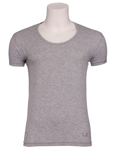 Zumo basic t-shirt - Stuart - Grey / Grijs