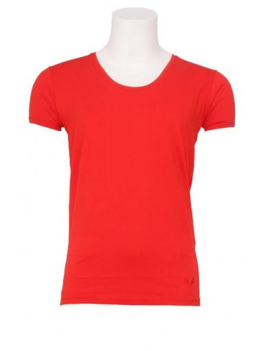 Zumo basic t-shirt - Stuart - Rood / Red