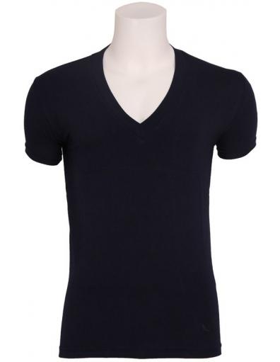 Zumo basic t-shirt - Alec - Donkerblauw