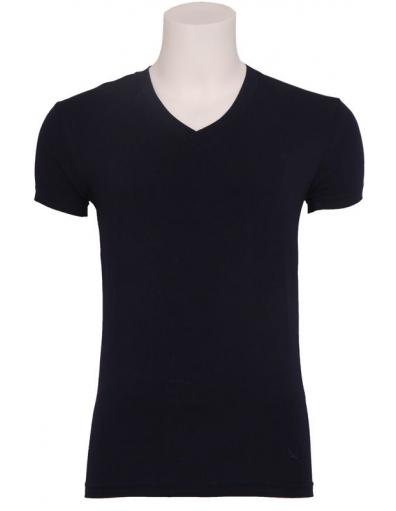 Zumo basic t-shirt - Marbelle - Blauw / Blue