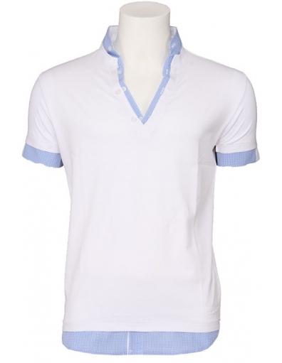 Zumo shirt - Aquino - White / wit