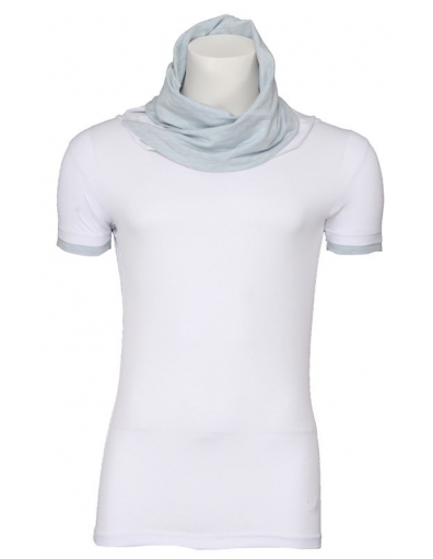 Zumo shirt - Taranto - Blauw / wit
