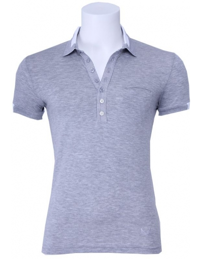 Zumo polo - Celestino - Light grey